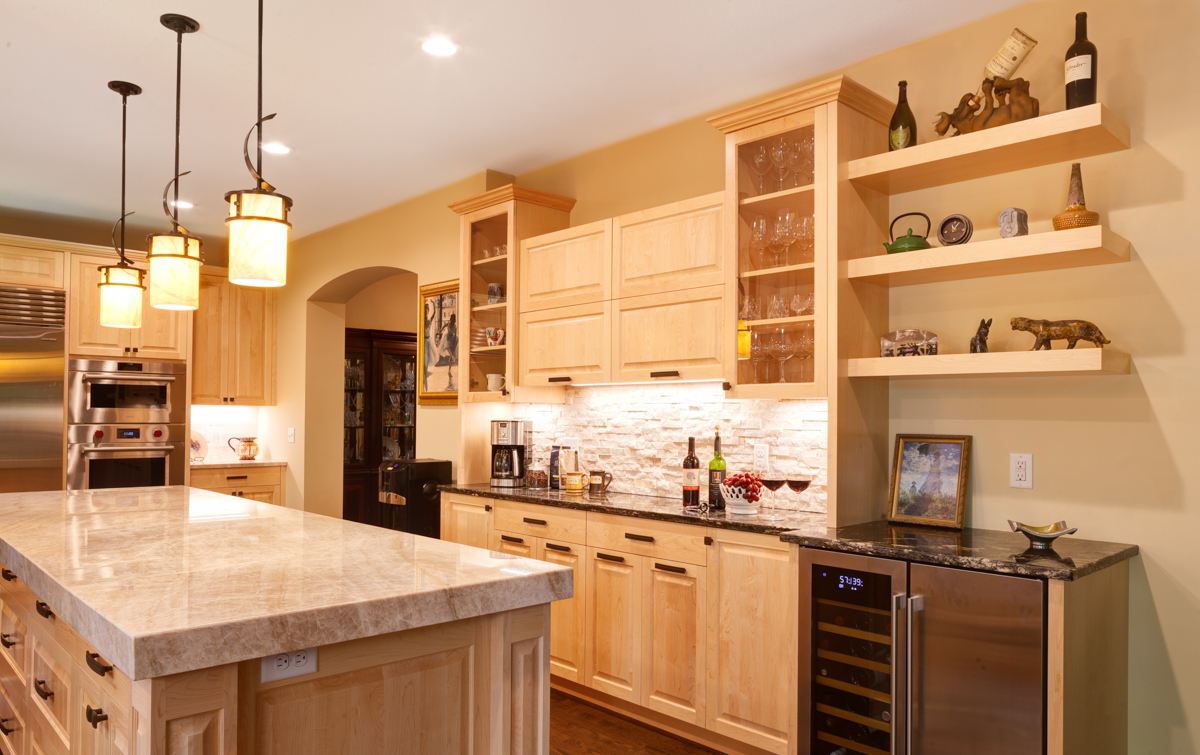 Wood Surfaces As 2020 Kitchen Trend Amek Home Remodeling